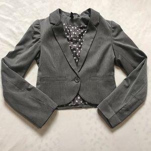 H&M | Cropped Blazer